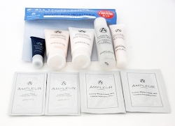 美白化粧品アンプルールのトライアルセット