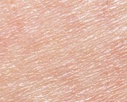 透明感のある肌を作る角質