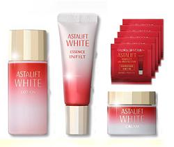 美白化粧品アスタリフトのトライアルセット